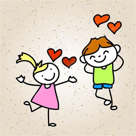 imagenes niños felices jugando mano dibujo a ni 241 os caricatura jugando archivo im 225 genes