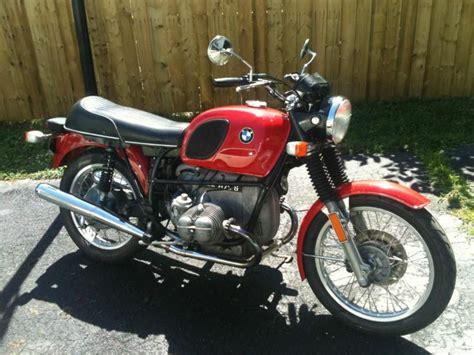 Buy 1974 Bmw R75 6 On 2040 Motos