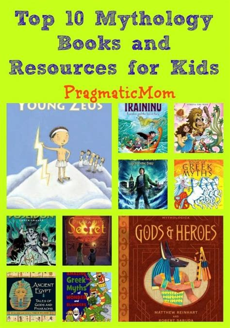 folklore picture books top 10 mythology books and resources for student