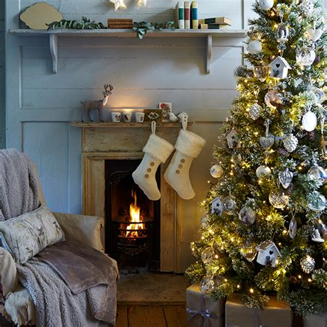 christmas home decor uk fireplace decor ideas for christmas christmas