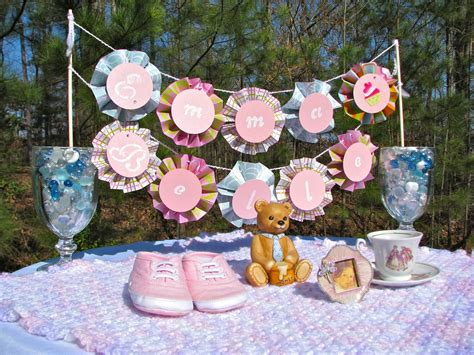 Baby Shower Crafts Decorations by Lots Of Baby Shower Banner Ideas Decorations