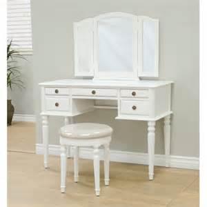 Vanity Set No Mirror Mega Home Contemporary Vanity Set With Mirror Reviews