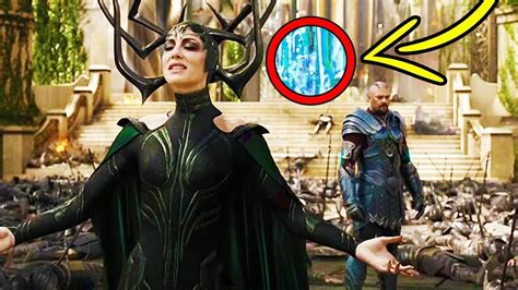 thor film easter eggs quot thor ragnarok quot official trailer easter eggs you may have