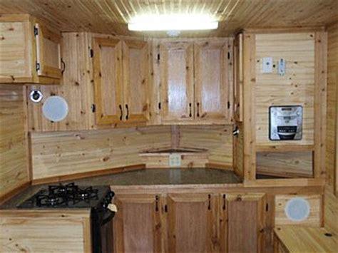 fish house ice shanty trailer frames kits