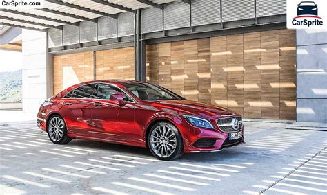 mercedes cls class price mercedes cls class 2017 prices and specifications in