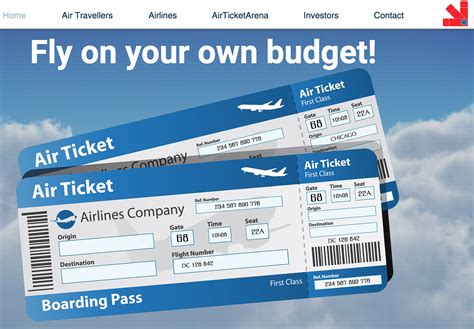 bid on airline tickets a new tech start up air ticket arena ata will let you