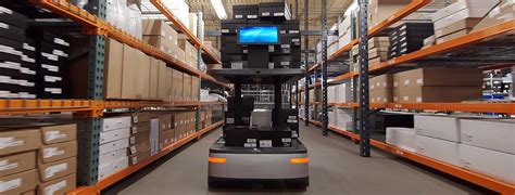 robots   replace people   warehouse