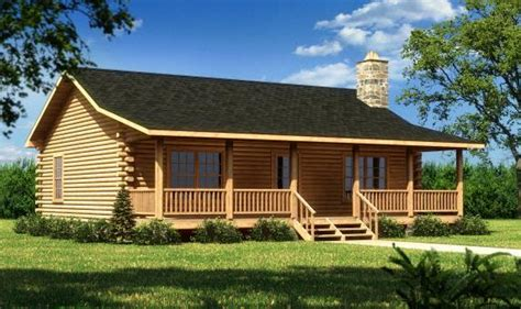 home ideas 187 single story log home plans