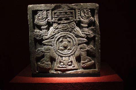 Statues Of Gods Tlaltecuhtli Wikipedia La Enciclopedia Libre