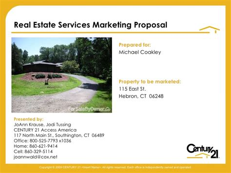 real estate services coakley