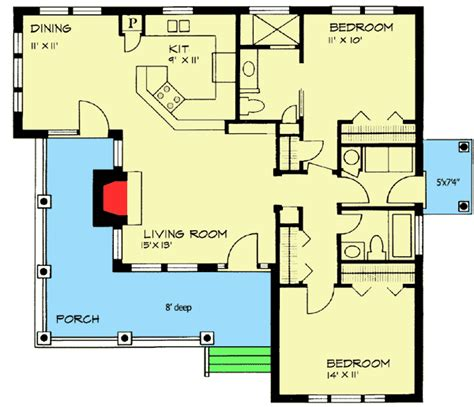 hill country floor plans architectural designs