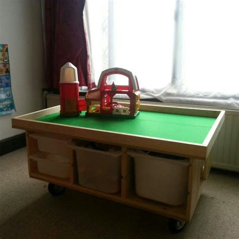 Play Table With Storage by 1000 Images About Tristan S Animal Playtable On Children Play Dinosaurs And Lego