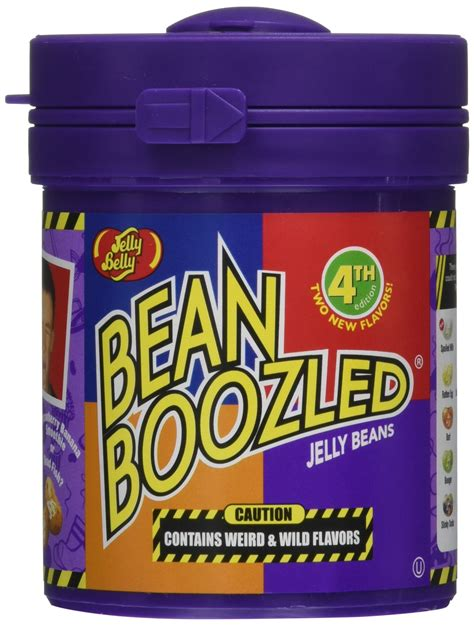 Jelly Belly Beanboozled Jelly Beans 3rd Edition jelly belly beanboozled jelly beans 4th