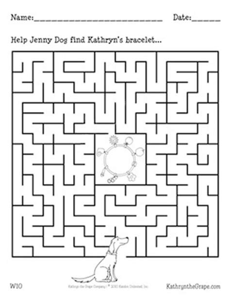 printable mazes for elementary school free activity pages for your kiddos coloring pages