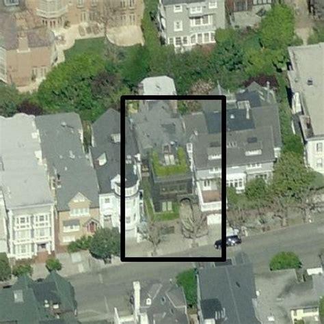 Marc Benioff's House in San Francisco, CA (Bing Maps)   Virtual Globetrotting
