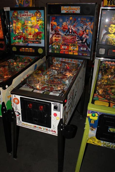 bed bug machine bugs bunny s birthday ball pinball machine bally 1991 join the fun ebay