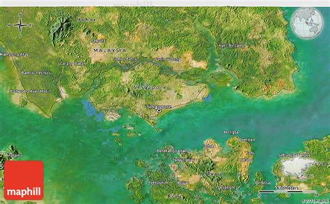 satellite map of singapore satellite 3d map of singapore