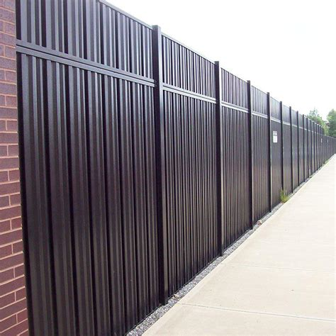 decorative privacy fences decorative metal privacy fence panels decor references