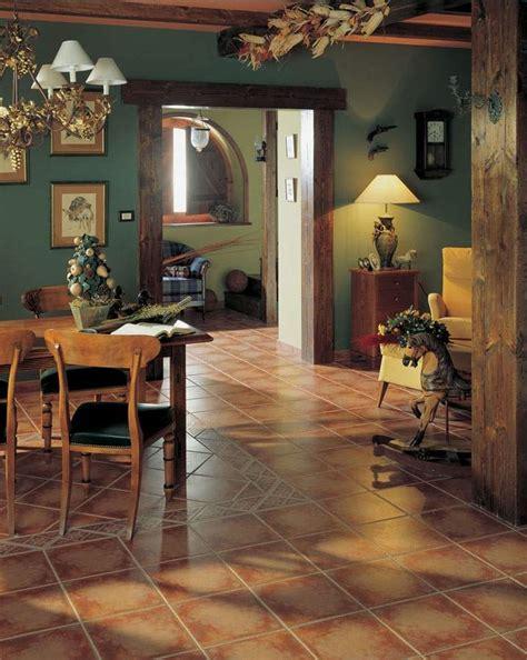 Terracotta Fliesen Einrichtung by Maintenance Free Terracotta Tiles