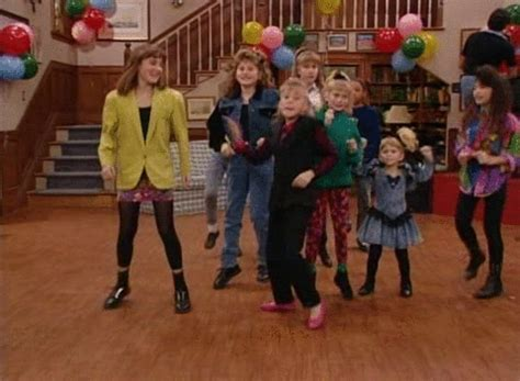 full house tommy full house dancing an animated gif emoticon treasure trove pinterest full house