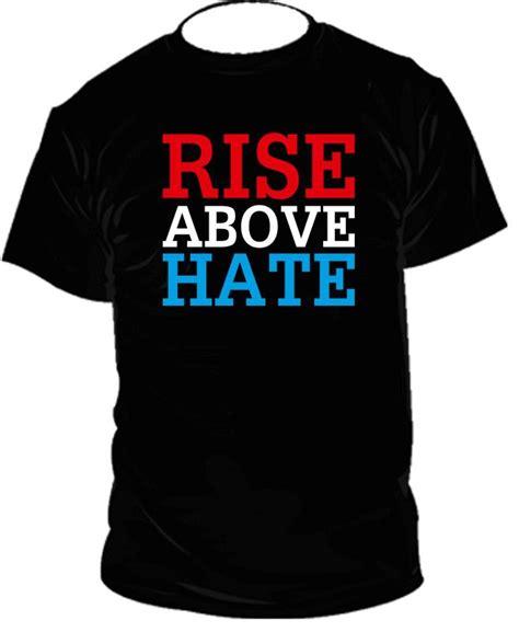 Kaos Cena Rise Above New rise above cena t shirt black white slogan