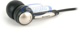 Sonys Two New Notebook Headsets Dr Ex230dp And Dr G250dp by Sony Dr Ex230dp Drex230dp Soft Pc Set Ear Buds For