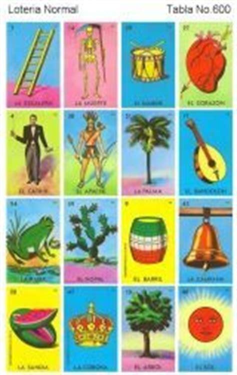 tablas de loteria mexicana para imprimir tablas de loteria mexicana para imprimir loteria pinterest