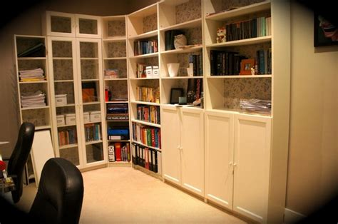 billy corner bookcase 275 best images about home billy bookcase versatility on