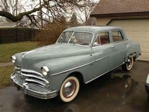 sell used 1950 dodge coronet base 3 8l in milwaukee