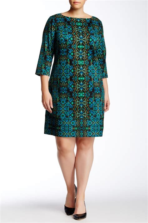 Nordstrom Rack Plus Size Dresses by Times Floral Shift Dress Plus Size Nordstrom Rack
