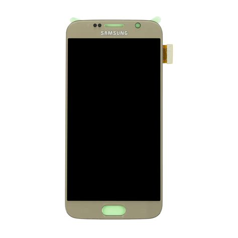 Samsung S6 Platinum Gold samsung galaxy s6 gold platinum display assembly fixez
