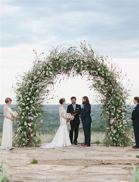 Wedding Arch Hire Cape Town by Bohemian Black Tie Wedding Tibaut Part 1