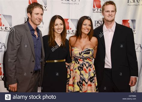 jayson werth chase utley wife april 28 2011 philadelphia phillie s chase utley and