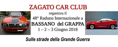 Automobile Club Inter Insurance 1 by Raduno Internazionale Zagato Car Club Rombi D Epoca