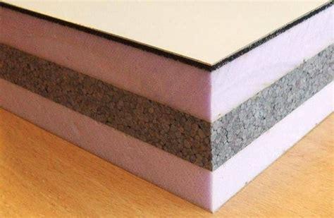 piastrelle isolanti utilizzo dei pannelli di polistirolo isolamento pareti