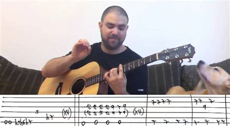 fingerstyle tutorial hit the road jack fingerstyle tutorial come together w tab guitar