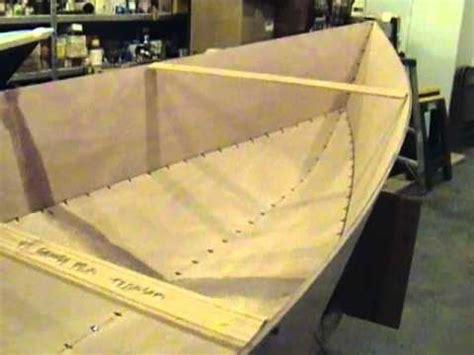 stitch and glue fishing boat plans tango skiff xl stitch and glue okoume wooden boat youtube