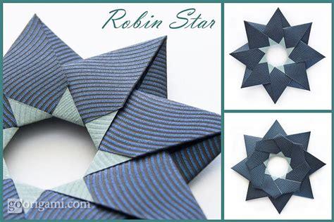 Robin Origami - robin by sinayskaya go origami