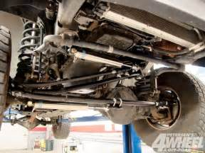 dodge ram 2500 4x4 steering upgrade 4 wheel road