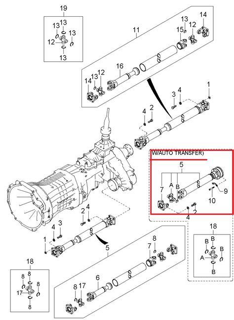 drive shaft diagram 2003 kia sorento u joint wiring diagrams wiring diagram