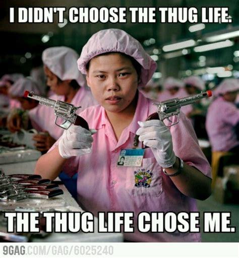 18 Friday Memes - thug life ohh humor pinterest