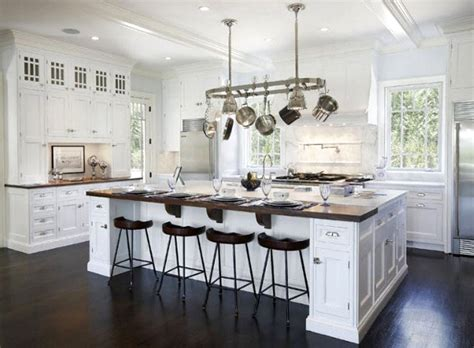 White Kitchen Islands by Kitchen Island With Bar Seating