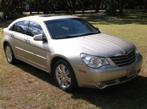 2007 Chrysler Sebring Limited by Sell Used 2007 Chrysler Sebring Limited Sedan 4 Door 3 5l