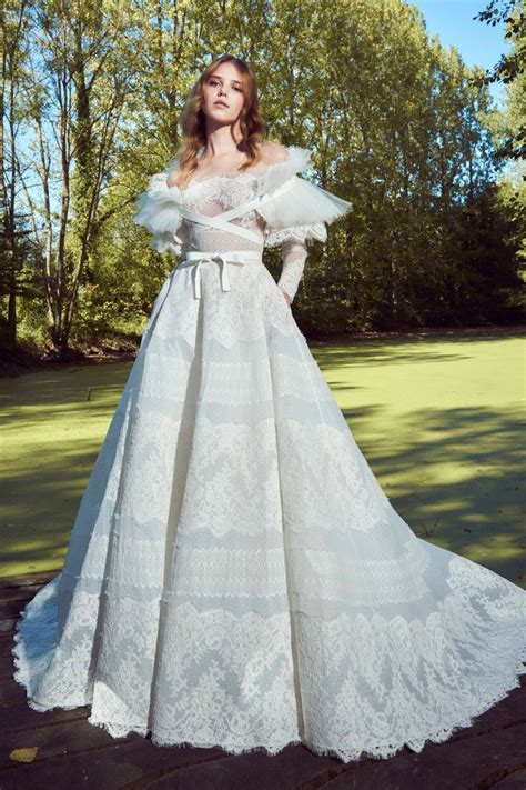 Zuhair Murad Bridal Fall 2019 Wedding Dresses   Fashion