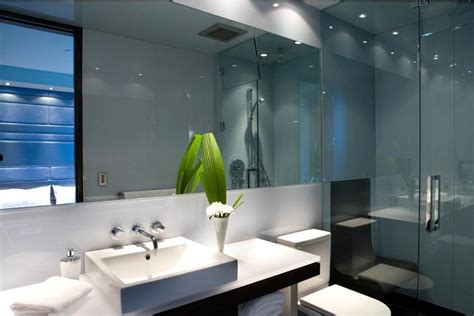 Modern Hotel Bathrooms The Aquarius Penthouse Suite Realty Unique Property Marketing Vancouver Real Estate