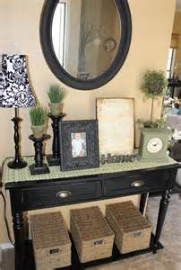 Front Foyer Table Top 25 Best Entryway Table Decorations Ideas On