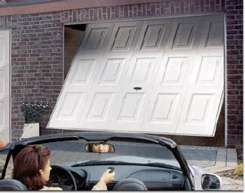 swing up door one garage doors precision overhead garage door of