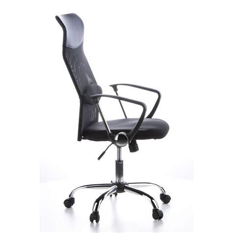 silla oficina precio silla de oficina arial en malla y cuero color negro