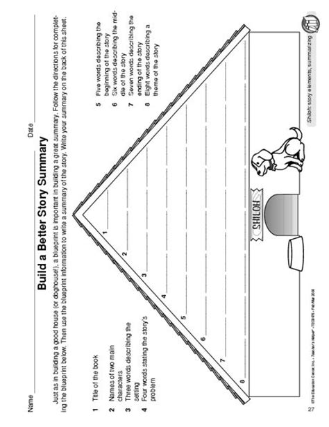 shiloh lesson plans shaped book report project templates doc shiloh summary free printable worksheet best of third