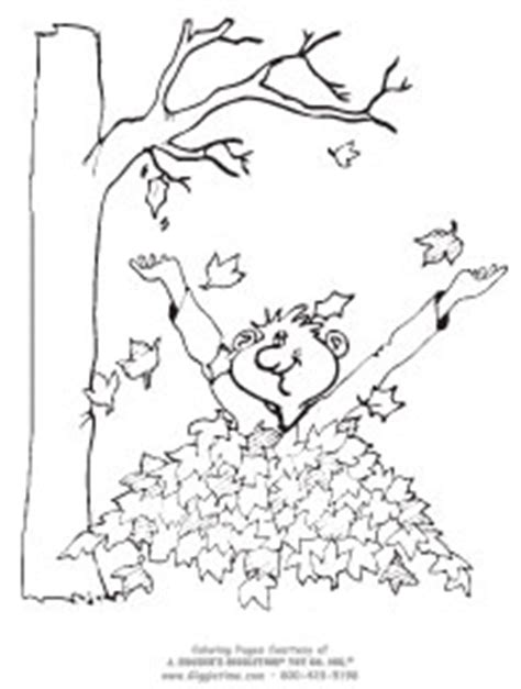 leaf pile coloring page halloween coloring pages giggletimetoys com